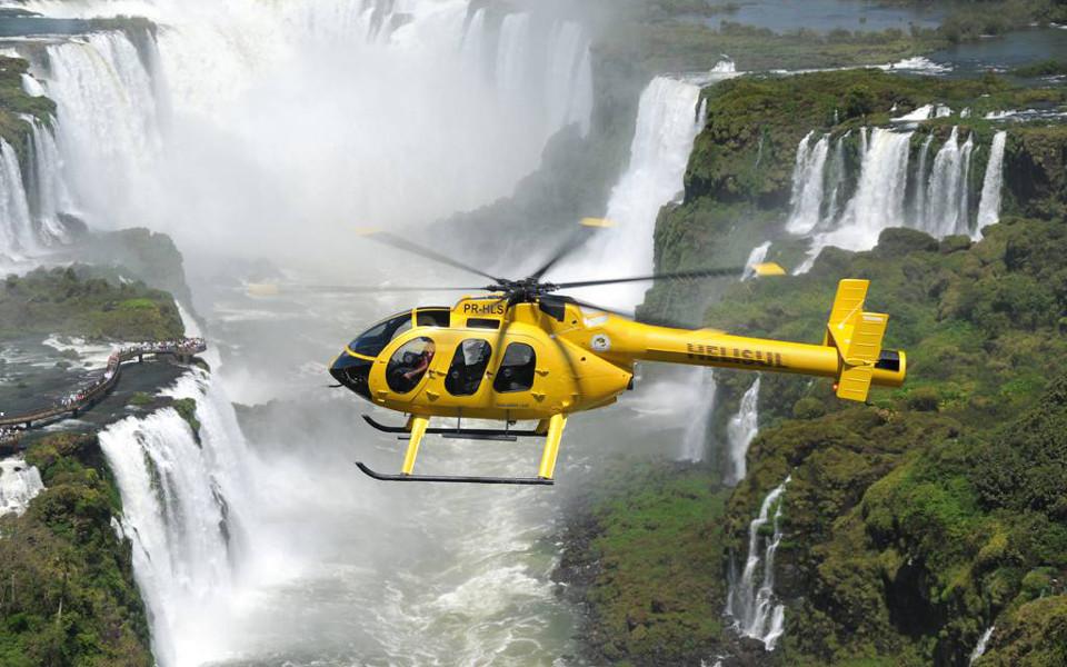Iguassu Falls Helicopter Tour  Best Value