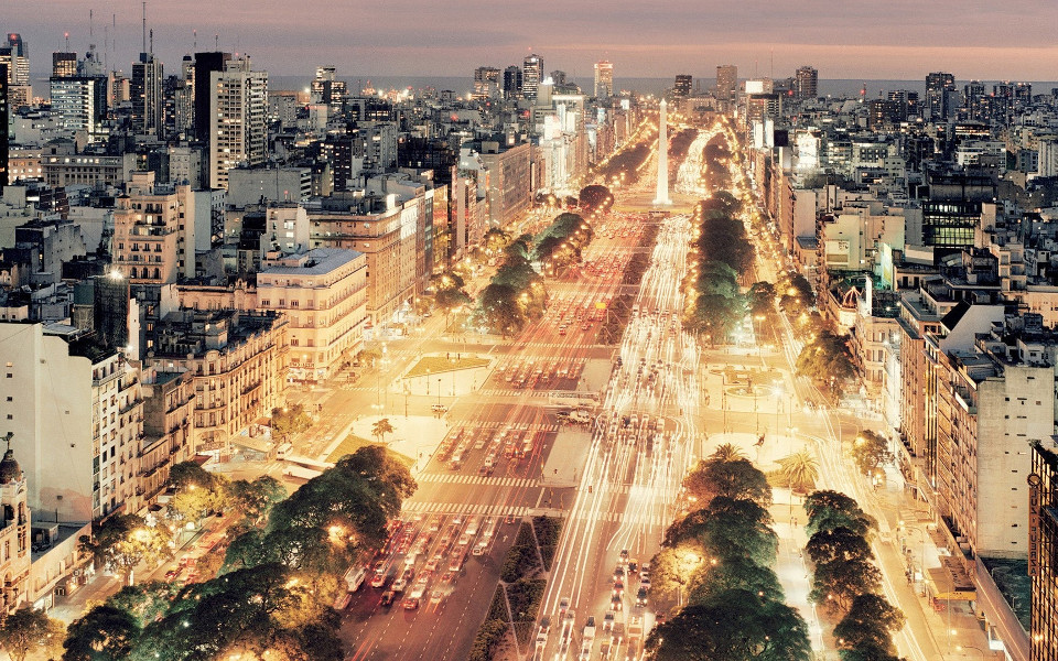 Buenos Aires Helicopter Tour